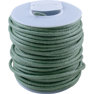 Wire - Hook-Up, Lacquered, 1000' Spool, Green, 600 Volt