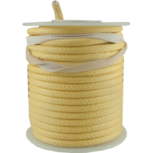 Wire - Hook-Up, Lacquered, 25' Spool, Yellow