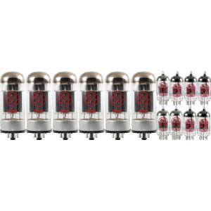 Tube Complement for Ampeg SVT-2 PRO