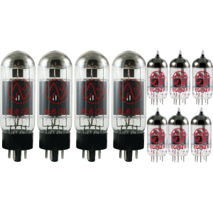 Tube Complement for Bugera 6262, JJ brand
