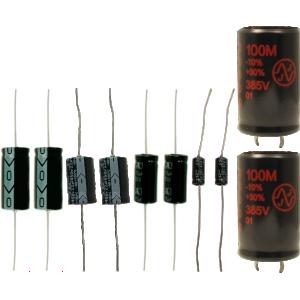 Cap Set - for Orange Graphic MK II (120 watt)