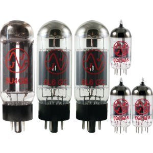 Tube Complement for Dr Z Amps GALAXIE