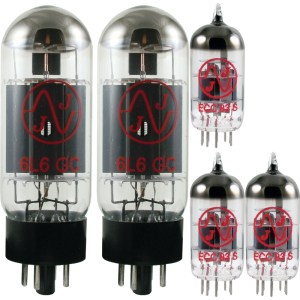 Tube Complement for Fender Blues Deluxe