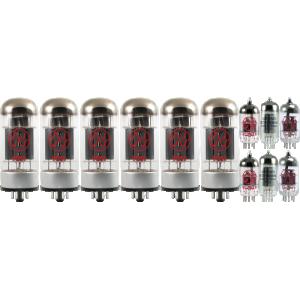 Tube Complement for Fender Rack 200-watt amp