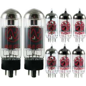 Tube Set for Fender® Super Reverb, Pro Reverb, & Bandmaster Reverb