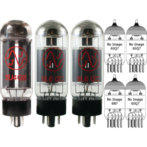 Tube Complement for Gibson EH-150