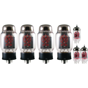 Tube Complement for Marshall Super 100 JH