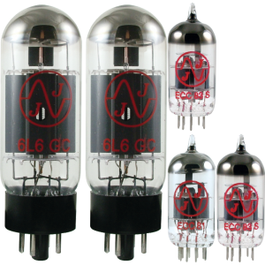 Tube Complement for Mesa/Boogie SOB 60 - early
