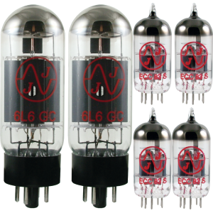 Tube Complement for Mitchell Deluxe