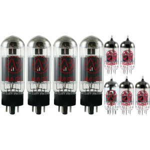 Tube Complement for Peavey Triumph 120