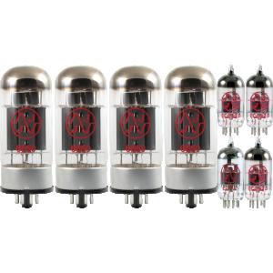 Tube Set - for Sound City 200 watt