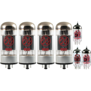 Tube Complement for Sound City Bass 150