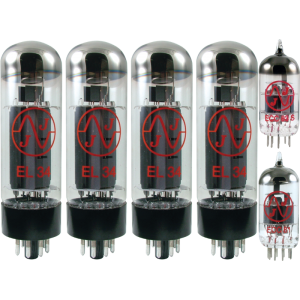Tube Complement for Sound City GT-50