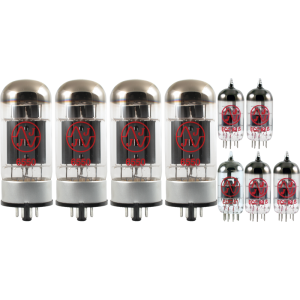 Tube Set - for Sound City LB-200 Plus