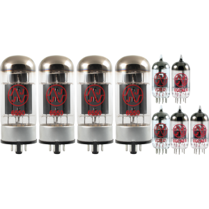 Tube Complement for Sound City PA-200