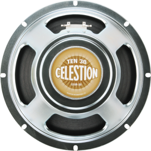 "Speaker - Celestion, 10"", G10R Ten 30, 30 watts, 16 ohm"