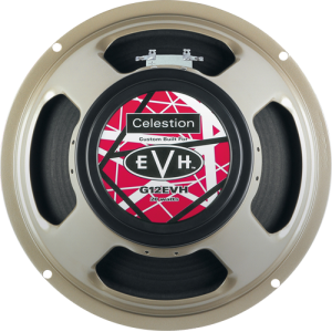 "Speaker - Celestion, 12"", G12 EVH, 20 watts, 15 ohm"