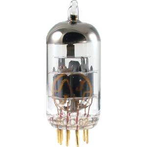 12AT7 / ECC81 Gold Pin, JJ