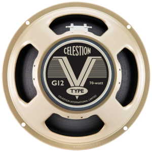 "Speaker - Celestion, 12"", V-Type, 70 watts"