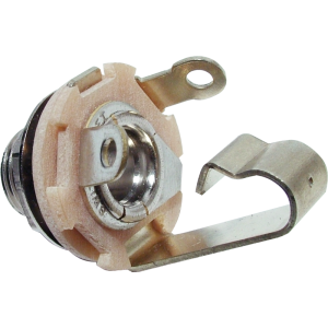 "Jack - Switchcraft, 1/4"", Mono, 2-Conductor, Open Circuit"