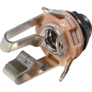 "Jack - Switchcraft, 1/4"", Stereo, 3-Conductor, Type 12B"