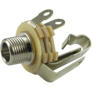 "Jack - Switchcraft, 1/4"", Mono, 2-Conductor"