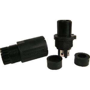 HPC Locking Cable Mount Plug, Equivalent To SpeakON (Type HPCC4F), Switchcraft
