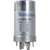 Capacitor - CE Mfg., 350V, 40/40/40/40uF image 1