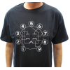 Shirt - Black with Tube Pin-out image 2