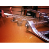 Down Tension Bar - Towner USA, Vibrato Retrofit Kit, Gold image 5