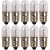 Dial Lamp - #42, T-3-1/4, 3.2V, .35A, Screw Base image 2