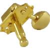 Tuner - Gotoh, Vintage Oval Knob, 3-per-side image 4