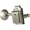 Tuner - Gotoh, Vintage Oval Knob, 3-per-side image 1