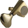 Tuner - Gotoh, Midsize 510, Metal Knobs, 3 per side image 2