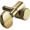 Machine Head - Kluson, 3+3, Locking, Large Metal Button image 2