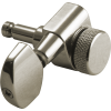 Machine Head - Kluson, 3+3, Locking, Large Metal Button image 3