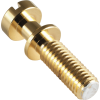 Tailpiece Studs - Kluson, Stop, Brass, .781 inch, set of 2 image 2