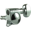Tuner - Grover, Mid-size Rotomatic, 6 in line image 1