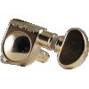 Tuning machine - Grover, Mini Lock Roto, 6/Line, 18:1 image 2