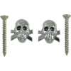 Strap locks - Grover, Skull shape image 1