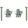 Strap locks - Grover, Eagle, chrome image 1