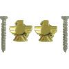 Strap locks - Grover, Eagle, chrome image 2
