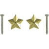Strap locks - Grover, Star shape image 2