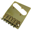Bridge - Fender®, American Telecaster, 6 Saddle image 2