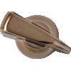 Knob - Chicken Head, Set Screw image 6