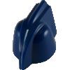 Knob - Chicken Head, mini, high-quality, brass insert, Set Screw image 4