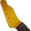 Neck - for Telecaster Guitar, Vintage Rosewood image 3