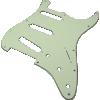 Pickguard - Fender®, for American Stratocaster, 11-hole image 4