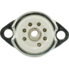 Socket - 7 Pin, Miniature, Ceramic with Mounting Ring image 2