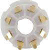 Socket - 8 Pin Octal, Ceramic PC Mount image 6